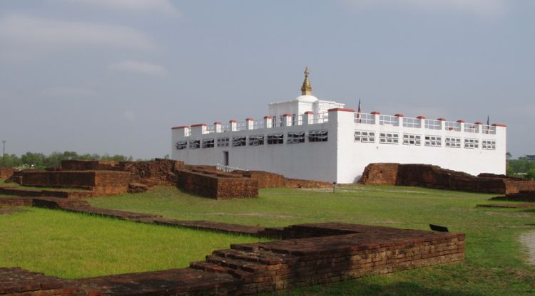 Lumbini tour (visit birth place of Lord Gautam Budhha)