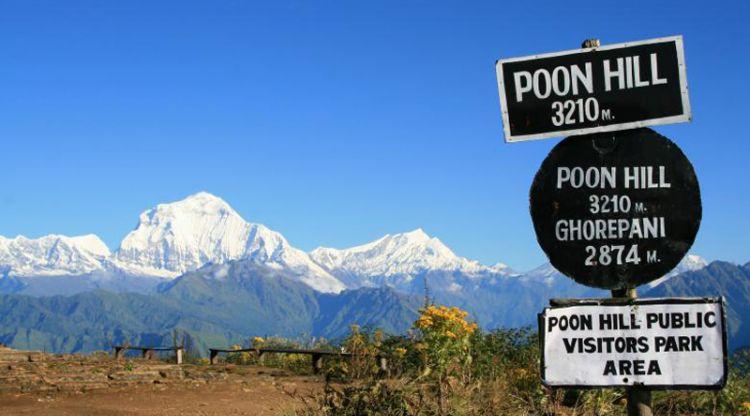 Ghorepani/ Poonhill/ Ghandruk Trek