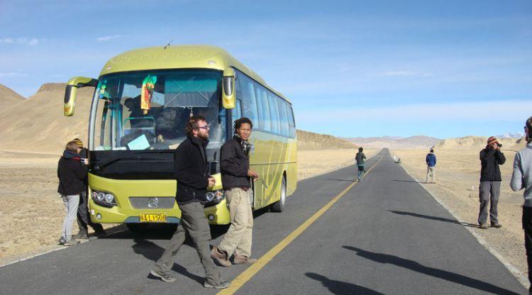 Central Tibet/ Overland Tour