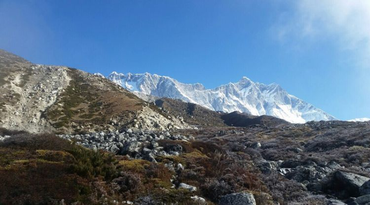 3 High passes Everest base camp Trekking