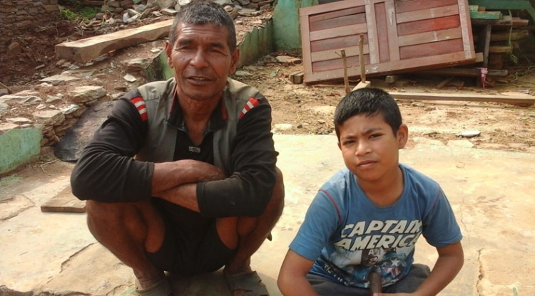 Father's day in Nepal