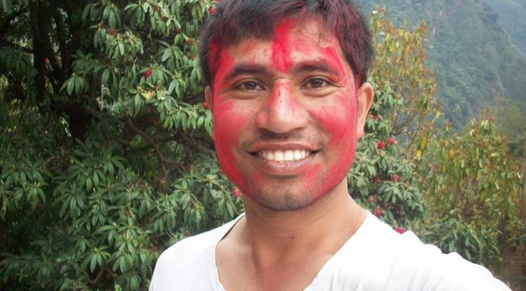 Holi (colorfull festival)