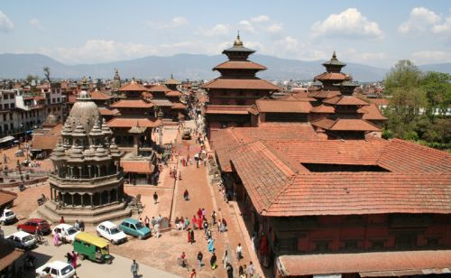 Cultural Around Patan City Lalitpur