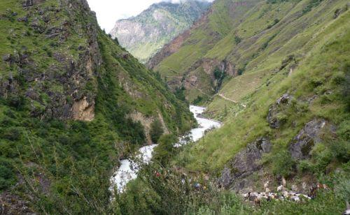 Simikot- Humla- Kailash- Zangmu Trekking (Nepal-Tibet Trekking special )