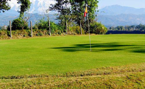 Yeti Golf course