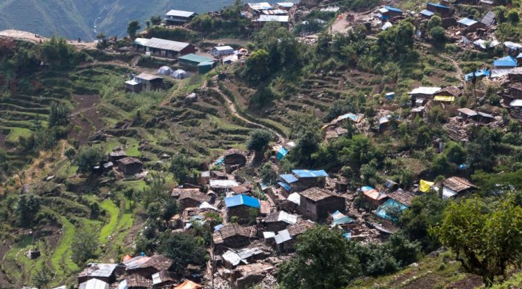 Mission tour in Nepal