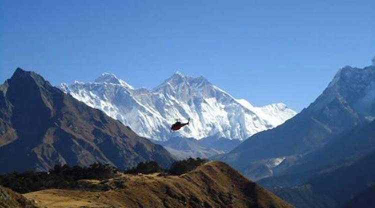 Mt. Everest Heli Sightseeing Tour