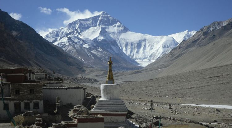 Tibet Tour with Everest BC