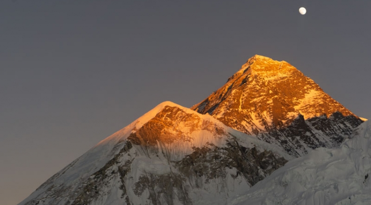Top Ten Highest Mountains of Nepal