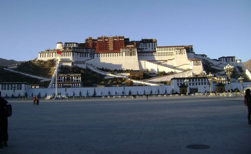Tibet Tour, Lasha tour, Potala Place, home of Dalai Lama