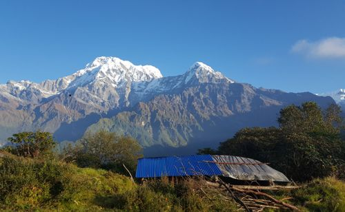 Annapurna Luxury Trek/best Trek in Himalaya /Nepal Tibet Trek