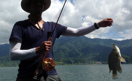 Fly Fishing in Nepal